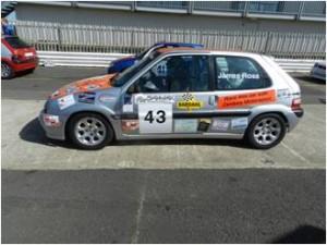 Race 2 6th After crash